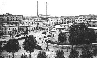 Agrandissement 1925 - Hopital edouard herriot grange blanche ...